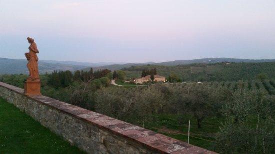 San Donato in Poggio, Italia: Azienda Agricola Le Filigare