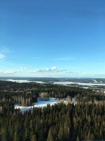 Kuopio, Suomi: 2017.4.24 プイヨタワー