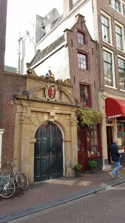 The Smallest House in Amsterdam : The smallest House