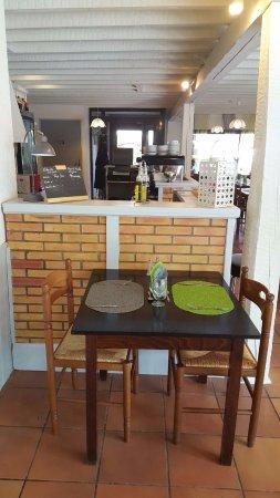 Restaurant La Table De Mon Pere Saint Esteve