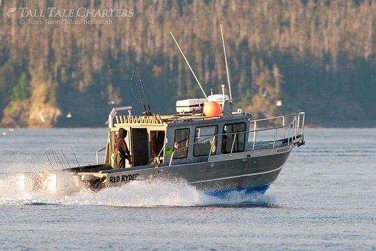 Soldotna, AK: Red Ryder Charter Boat - Homer, Alaska
