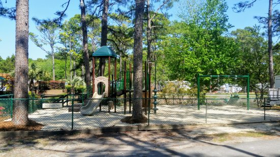 Newport, NC: New playground