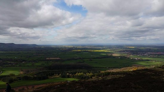 Great Ayton, UK: beautiful views from captain cooks monuments