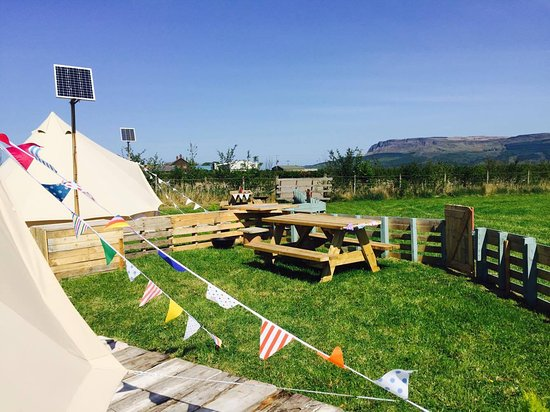 Carrowmena Activity Centre and Glamping