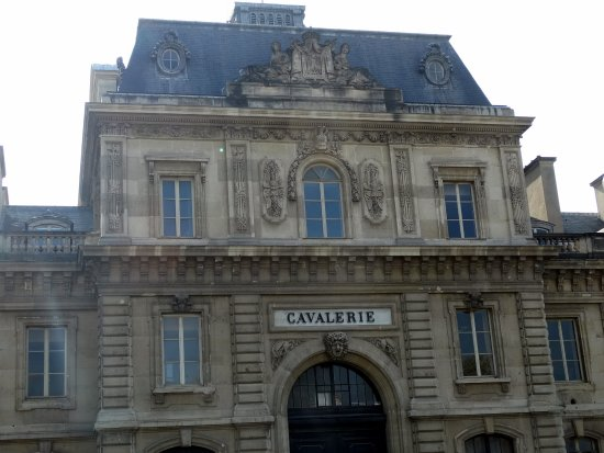 Ecole militaire picture of ecole militaire paris for Ecole decorateur interieur paris