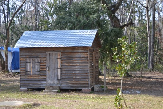 Daufuskie Island, Carolina del Sur: The Praise House