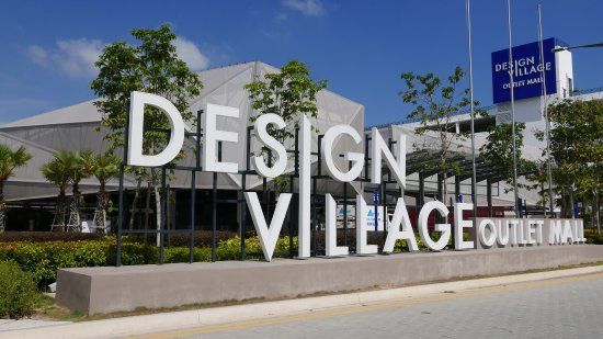 Design Village Outlet Mall
