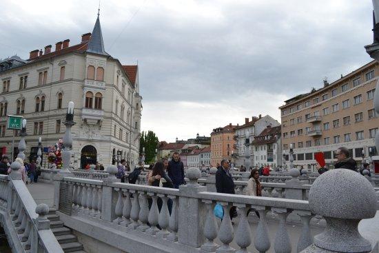 Triple Bridge (Tromostovje) Photo
