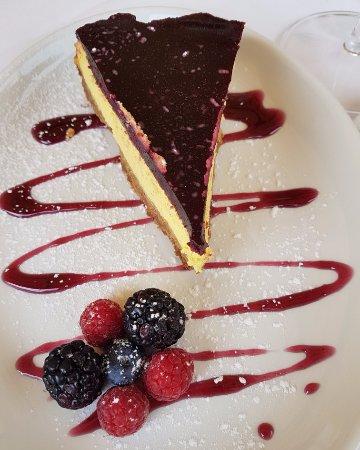 Provaglio d'Iseo, Italia: cheesecake