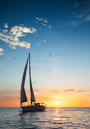 Sailing Conchal Day Tours: Sunset Tours