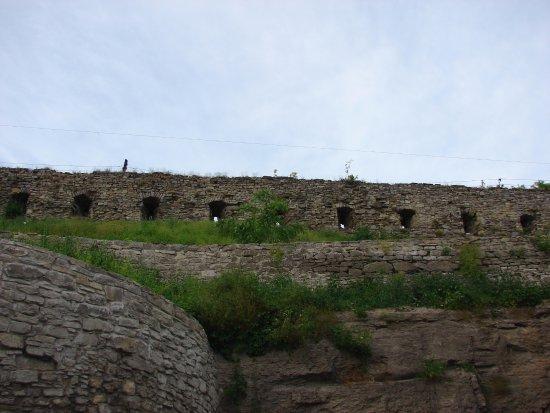 Kamianets-Podilskyi, Ucrania: Укрепление Каменец-Подольской крепости