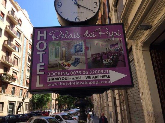 Hotel Relais dei Papi