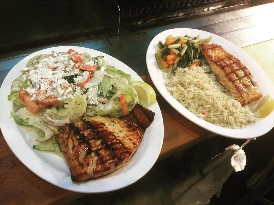Port Perry, كندا: Hyland Family Restaurant