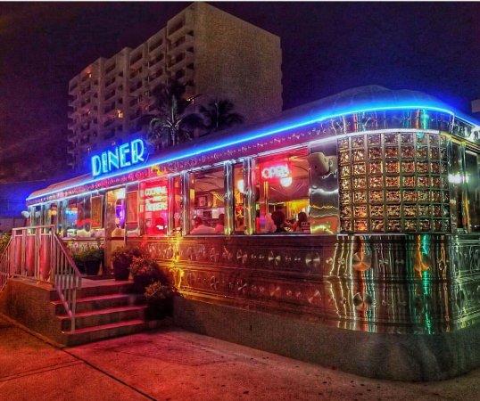 11th Street Diner, Miami Beach