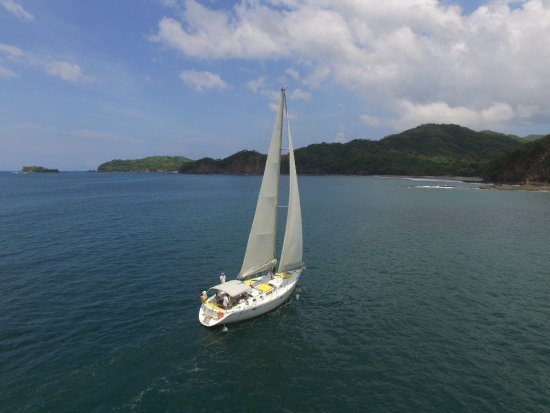 Плайя-Фламинго, Коста-Рика: flat waters and great wind, worth the drive from Tamarindo