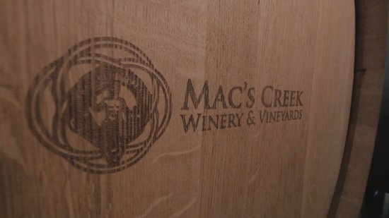 Mac's Creek Winery & Vineyards