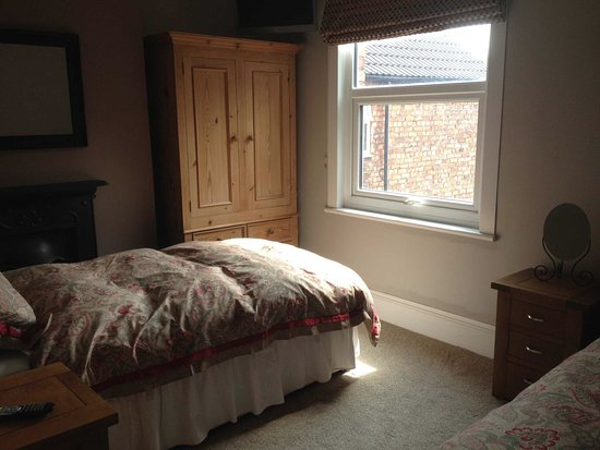 Redcar, UK: Nice place, friendly new bed &breakfast