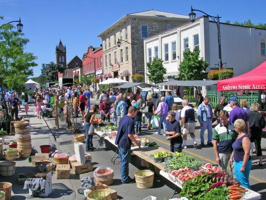 Milton Farmers' Market