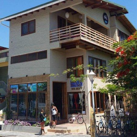 Puerto Villamil, Ecuador: Galapagos Bike & Surf (Isabela)