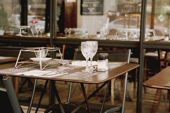 Muret, France: Le restaurant tout simplement.