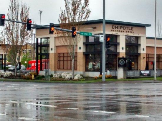 Chipotle in Hillsboro