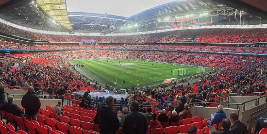 Wembley Stadium, FA Semi Final 2017