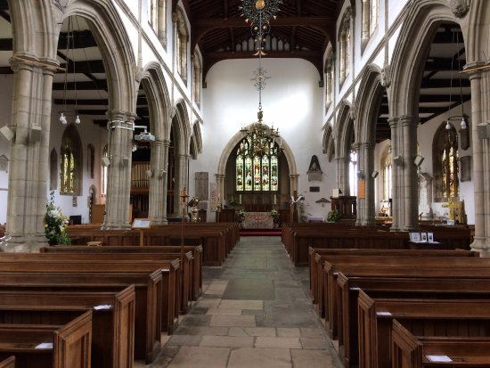 Cranbrook, UK: Alter view
