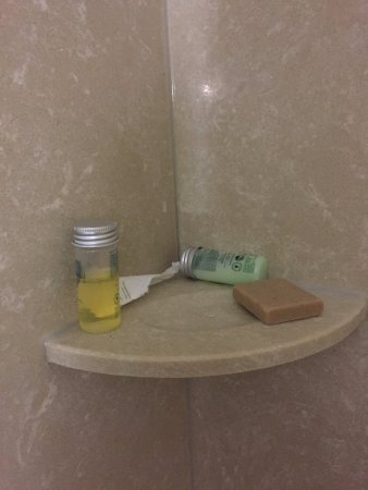 Denison, Τέξας: in the shower that we did not use because of this