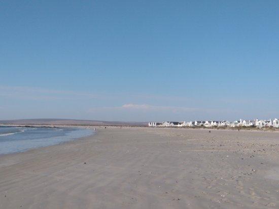 Paternoster, جنوب أفريقيا: The beach at Paternoster
