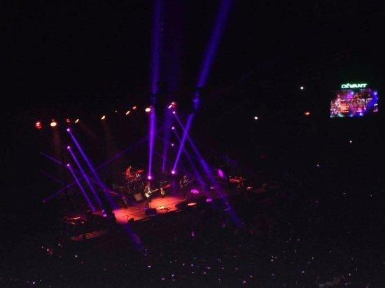 Smart Araneta Coliseum : The Moffatts live in manila