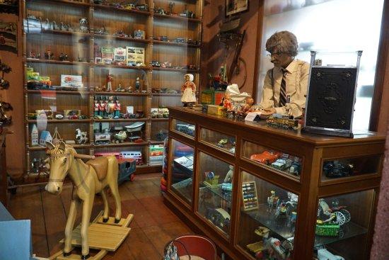 Rahmi M. Koc-Museum: Уголки музея