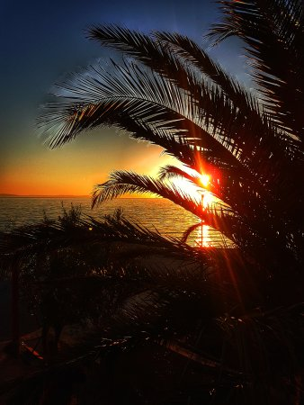 Podstrana, Croacia: Beach Bar Lungomare