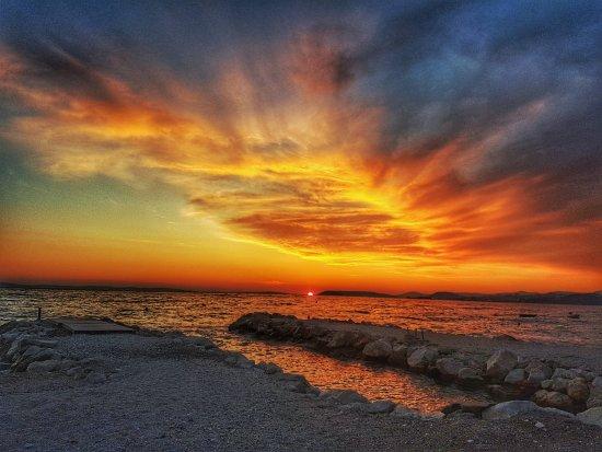Podstrana, Croatia: Beach Bar Lungomare