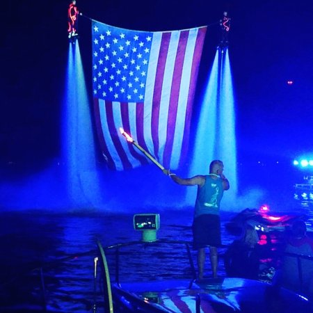Whitefish, MT: Night Show Salute to our Veterans!! Thank You!!
