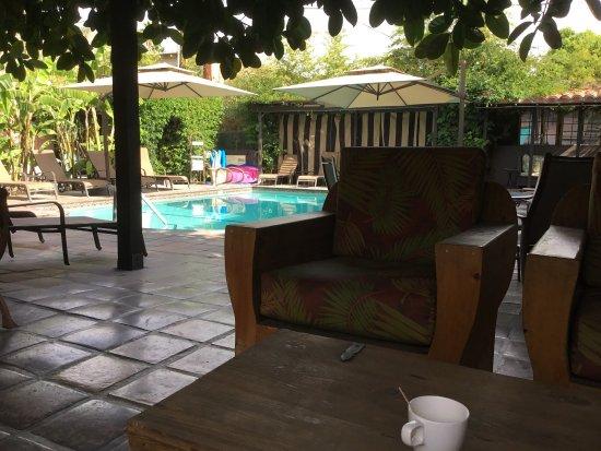 加州旅館照片