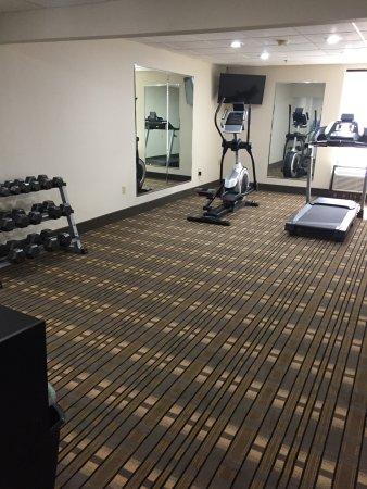 เบอเรีย, เคนตั๊กกี้: Fitness center
