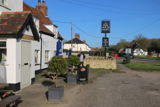 Thame, UK: Outdoor view
