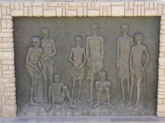 Windhoek, Namibia: Genoziddenkmal