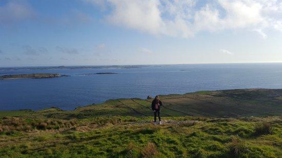 Clifden, Irlandia: une vue imprenable