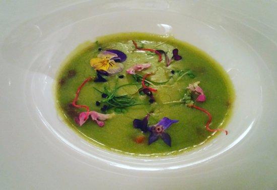 Gostilna Pri Lojzetu - Castle Zemono: Meadow soup