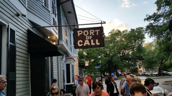 Port Of Call New Orleans French Quarter Menu Prices