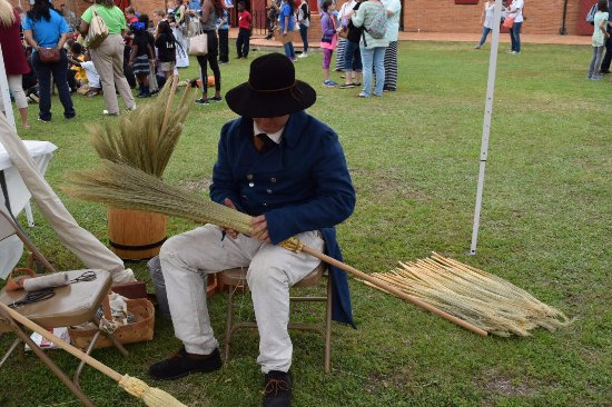 Fort Conde: Colonial Days