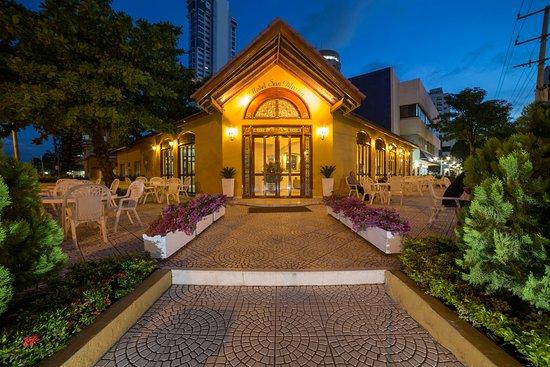 Hotel San Martin Cartagena: Entrada