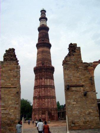 Qutb-minaretten: Qutb Minar - Delhi