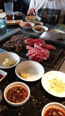 Buga Korean Restaurant Menu