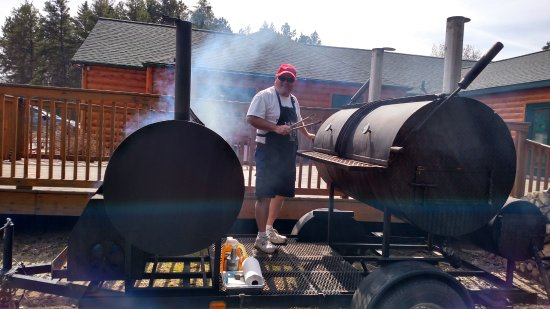 Tomahawk, WI: Wer'e smoking our famous Baby Back Ribs and Chicken every Thursday - Memorial Day to Labor Day.