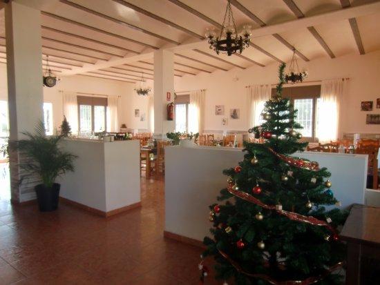 Olivella, Spain: Comedor