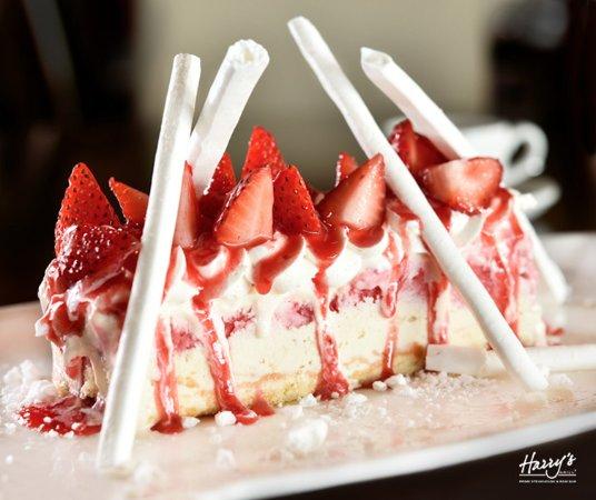 Harry's Prime Steakhouse & Raw Bar: Strawberry Vanilla V