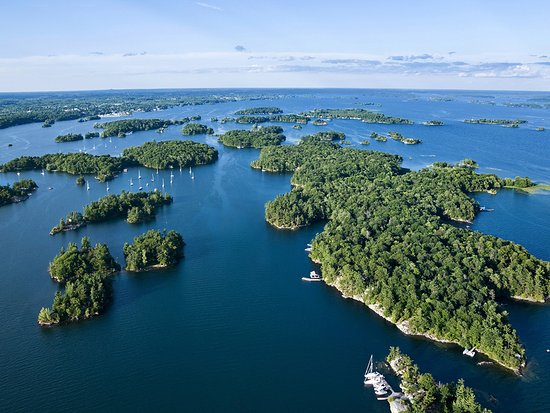 Gananoque and The 1000 Islands