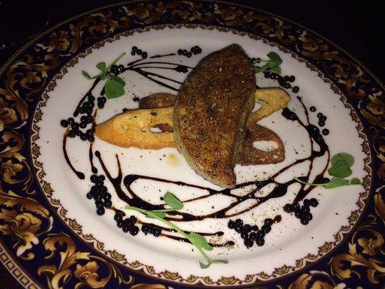 Wentworth Nord, Canada: Foie gras de canard,